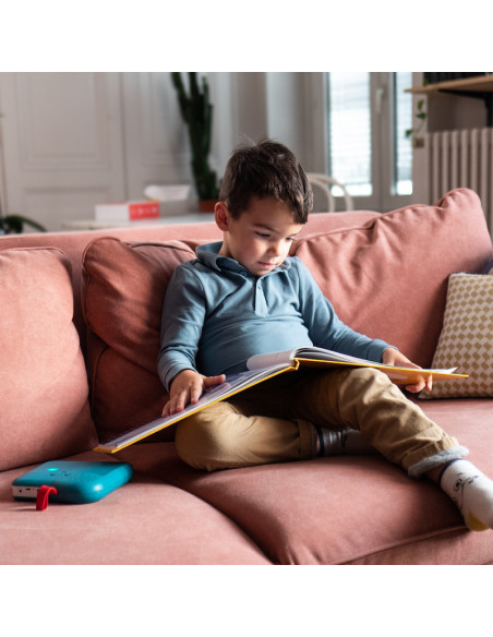 Temps de lecture avec Bookinou