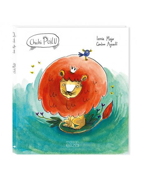 La couverture du livre Chichi Poilu