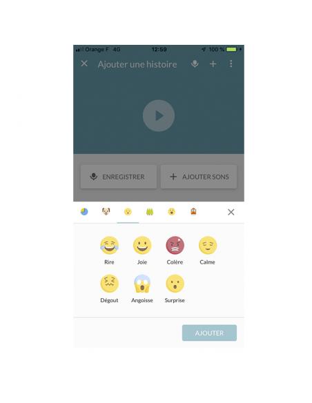 L'application mobile Bookinou où retrouver Taleming