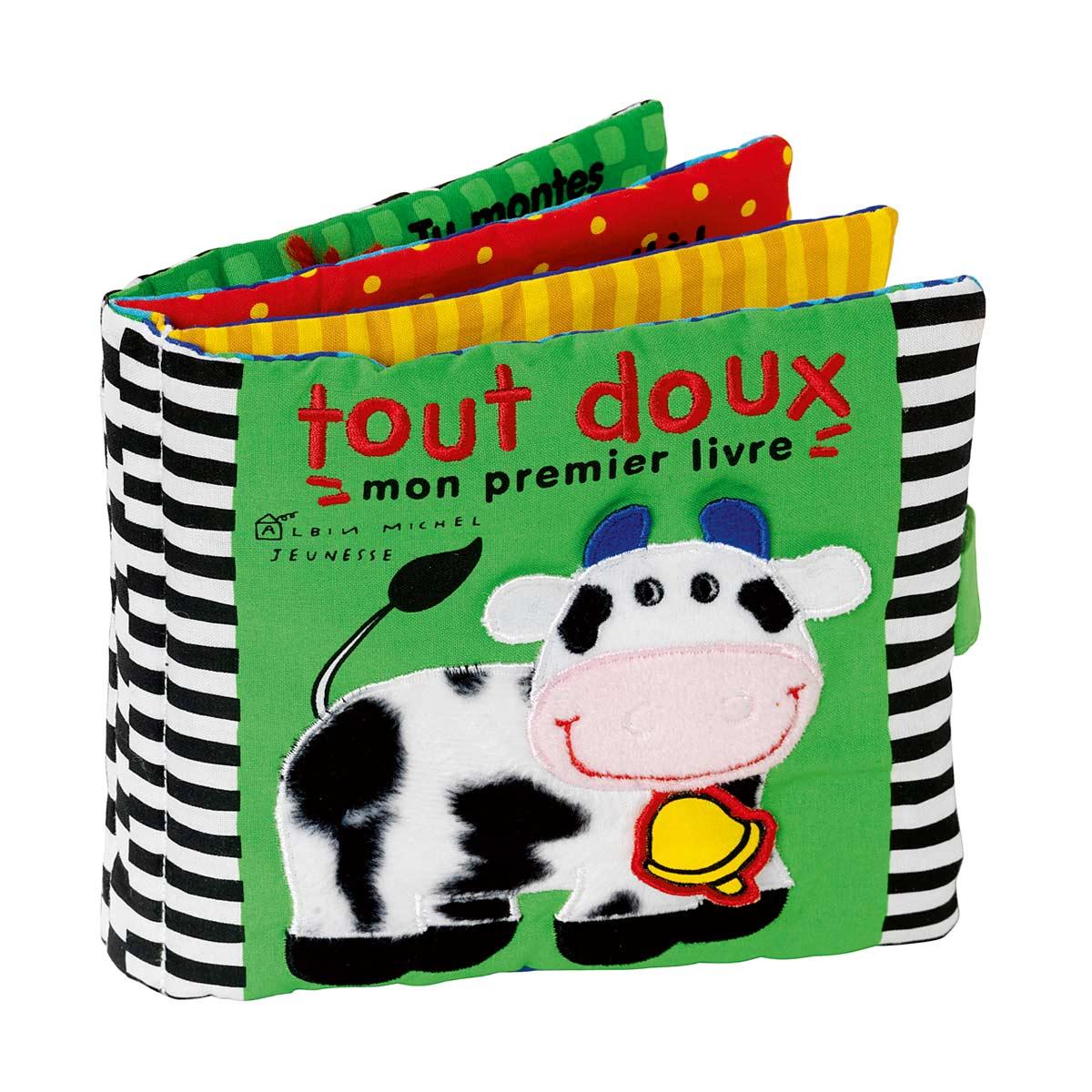 Top 10 Des Livres A Toucher Pour L Eveil Des Petits Bookinou