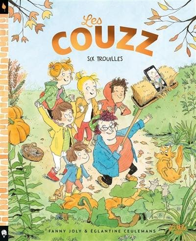 Les Couzz - Six Trouilles