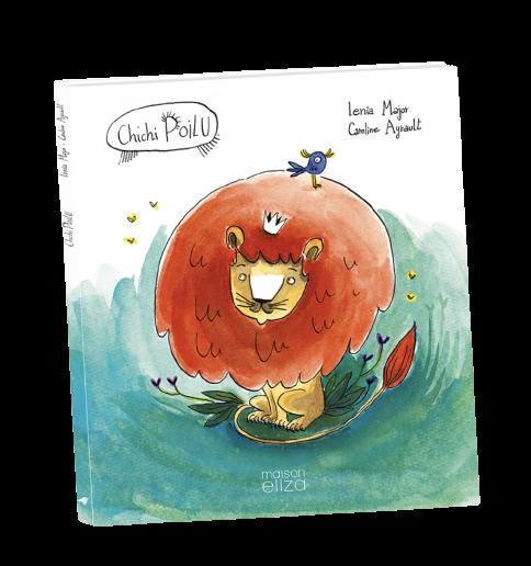 Chichi Poilu, un livre pour enfants signé Maison Eliza