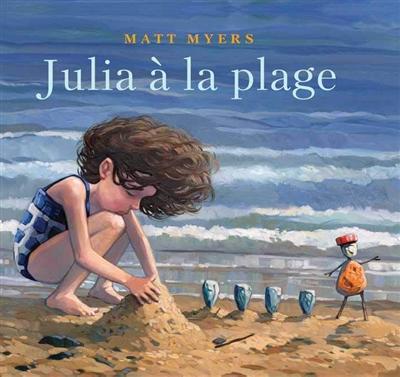 Le livre pour enfant Julia à la plage de Matt Myers