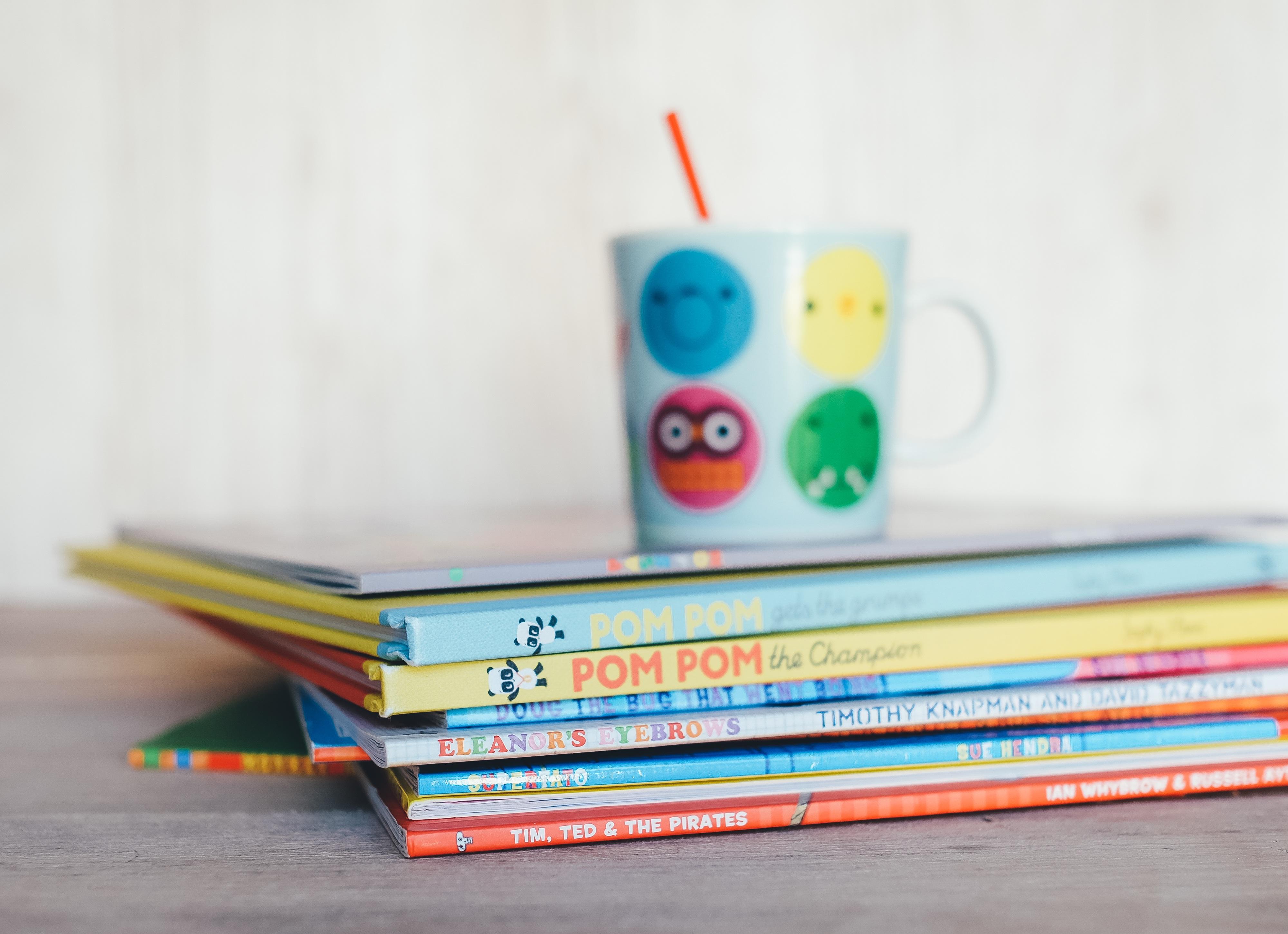 Top 5 des livres jeunesse pour enfants de 5 ans