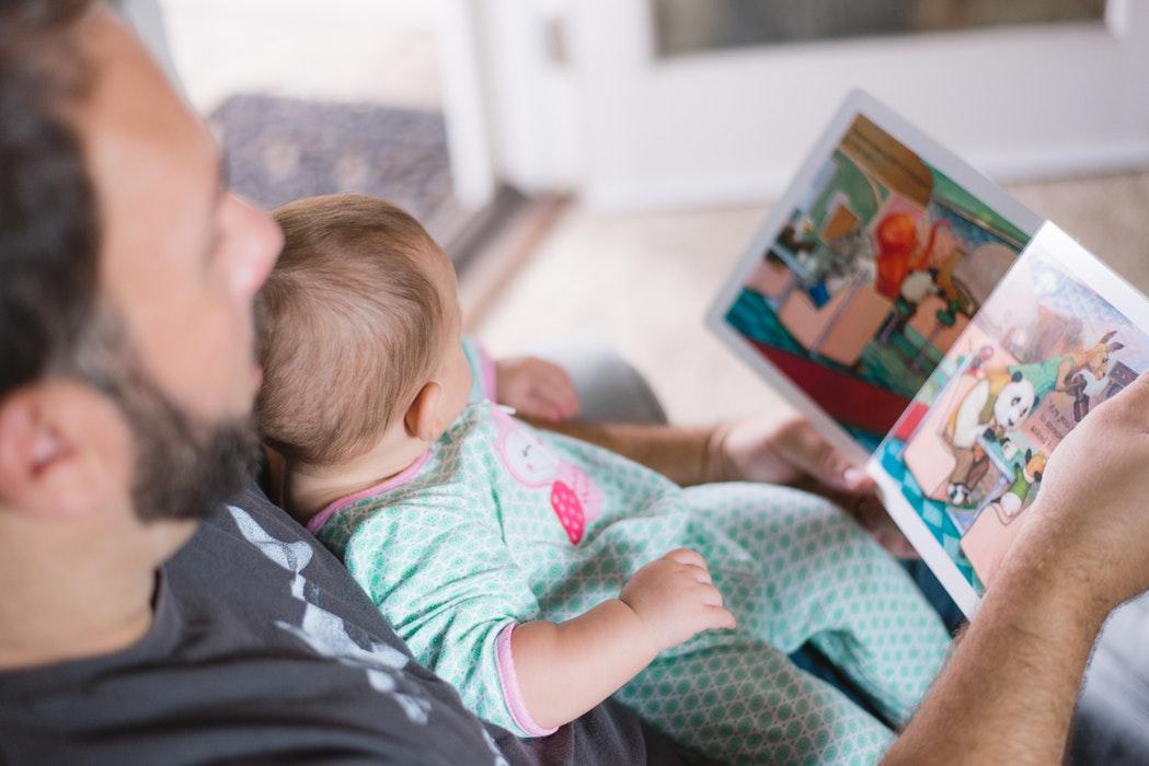 Faire la lecture pour développer le vocabulaire de l'enfant